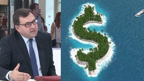 "Český europoslanec se ""rýpe"" v Panama Papers. Koho už odhalil?"