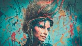 Barví auru naše ego?