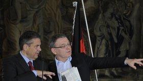 Německý šéf diplomacie: Pochopil jsem, proč Češi nechtějí uprchlické kvóty