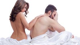 Muži nechtějí sex! Internetové diskuse odhalily, jak je to časté!