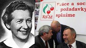"""Komunista Filip se dušuje: """"Horákové jsem přispěl na bustu"""""""