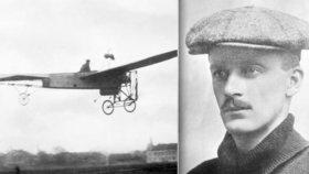 První let v Praze uskutečnil aviatik Kašpar roku 1910. Startoval z proseckých luk