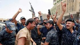 ISIS je v Mosulu poražen, oznámil premiér.