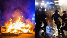 Hamburk si zažil pořádně divoký summit G20, během kterého došlo na ohně v ulicích i střety s policií.