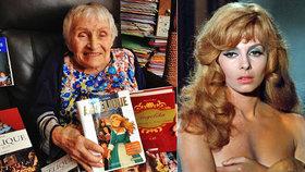 Zemřela autorka ságy o Angelice: Anne Golonové bylo 95 let.