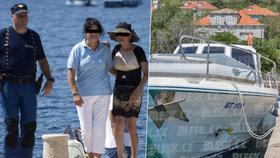 Adam se utopil v Chorvatsku: Alkohol, či neosvětlená loď? Nesrovnalosti v případu.