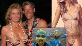 Soutěž hrůzy: Nejhorší plavky, které si můžete vzít na pláž!