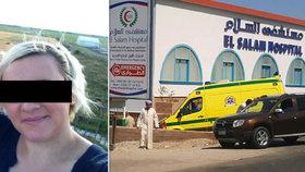 V Hurghadě, kde pobodali Češku Lenku, nainstalují stovky bezpečnostních kamer
