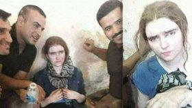 Myslel jsem, že je to sexuální otrokyně, řekl o Lindě z ISIS irácký voják