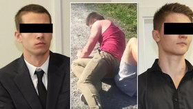 Youtubeři se porvali kvůli nahé fotce: Jeden prý zlomil druhému nohu