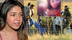 Dívka (18), která zabila sestru (†14) v přímém přenosu: Promluvila kamarádka z auta smrti