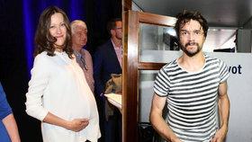 Alžběta Plívová bude rodit v srpnu.