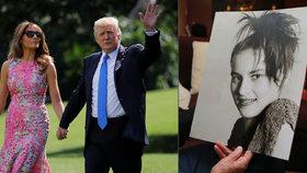 Melania Trump se prý bojí vrátit do Slovinska: Děsí se temné minulosti?