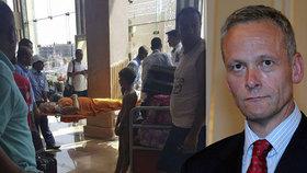 """Žádné odškodnění za smrt Lenky v Egyptě? Exministr: """"Museli by platit všem"""""""