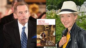 Obermannová po letech o své Tajné knize: Václav Havel mi poslal krásnou reakci...
