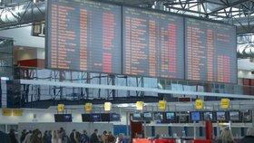 Současná podoba terminálu 2 na Letišti Václava Havla.