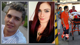 Michal je po nehodě v Řecku paralyzovaný: Bojuj! vzkazuje Klaudia, která tam přežila vlastní smrt