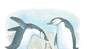 Kniha vypráví příběh o skutečné tučňáčí rodině a je obohacena velmi povedenými ilustracemi Henryho Colea.