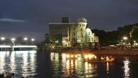 Japonsko si připomnělo útok na Nagasaki a Hirošimu.