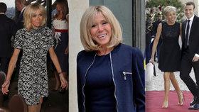 Tajemství mladistvého vzhledu Brigitte Macronové (64): Sexy džíny a minisukně nejsou z její hlavy