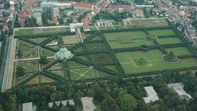 Restituční bitva: Olomoucké arcibiskupství žaluje stát, chce Květnou zahradu v Kroměříži