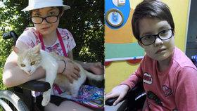 Lucince (11) z Plzně zachránil život pád na obličej: Zranění odhalilo nádor!