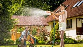 Dopřejte zahradě vodní lázeň