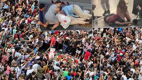 Teror v Barceloně: Mezi 14 mrtvými je řada cizinců, policie útočníka zastřelila