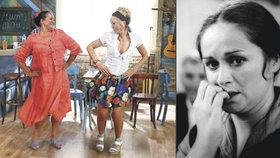 Hana Gregorová slaví 65: O nahotě před kamerou, mladém milenci a vztazích s Kuchařovou