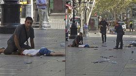 Muž riskoval vlastní život, aby zachránil neznámého chlapečka.