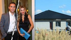 Roman Vojtek buduje luxus pro exmanželku: Opustil ji těhotnou, teď jí staví nový dům