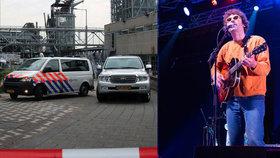 V Rotterdamu našli dodávku s plynovými láhvemi, zrušili koncert.