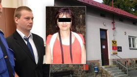 Odsouzený za vraždu pošťačky ve Skřipově chce obnovu procesu: Soud to po třech hodinách vzdal