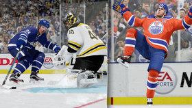 NHL 18 preview: Led plný novinek?
