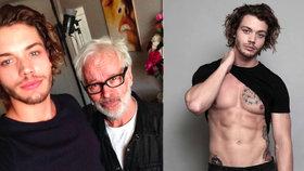 Robert Vano (69) se zamiloval do svého mladičkého objektu (22): Toho teď chtějí po celém světě