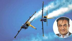 Letecká esa zazáří nad Hradcem! Diváci si mohou letadla osahat, láká pořadatel CIAF