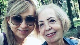 Kaira Hrachovcová se pochlubila maminkou a poslala jí dojemný vzkaz
