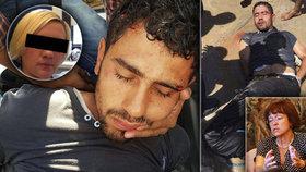 Vrah Češky Lenky (†36) v Egyptě uniká trestu. Dostane rodina slíbené odškodné?