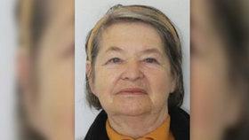 Ve Vršovicích se ztratila seniorka (74): Má Alzheimera, musí brát léky