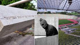 Smutné výročí: Před 45 lety na olympiádě v Mnichově unesli 11 sportovců. Podívejte se, jak areál vypadá dnes