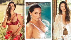 Nový kalendář Kelly Brook chce každý chlap! Tahle ňadra obdivuje celý svět
