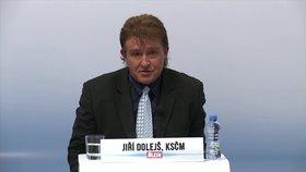 Češi dřou za málo peněz, lamentuje Jiří Dolejš z KSČM a chce lepší péči státu o důchody