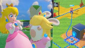 Mario a kválíci v tahové strategii? Mario + Rabbids: Kingdom Battle je překvapivý hit