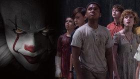 """""""TO"""" vás donutí znovu se bát! Kingův klaun přichází v nové verzi slavného hororu"""