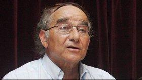 Útok na vůdce židovské komunity ve Francii Rogera Pinta