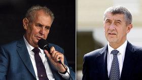 Jestli Češi zvolí Babiše a Zemana, můžou oslabit NATO i EU, píše Washington Times