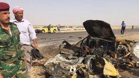 Dva nové teroristické útoky ISIS: Nejméně 50 mrtvých a 80 zraněných v Iráku