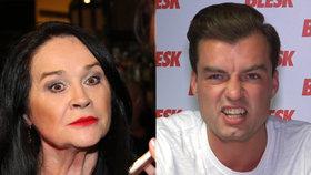 Pornobásně pro Gregorovou: Koptík k nemravným slovům natočil šílené video!
