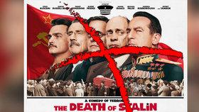 V Rusku zakáží projekci filmu Stalinova smrt.