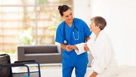 Trpí úředníci i zdravotní sestry